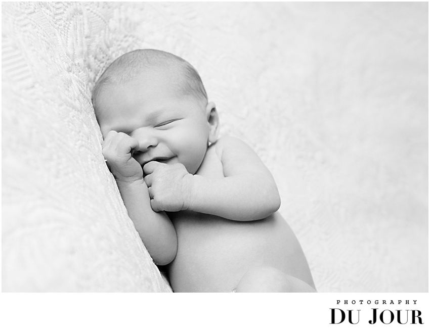 And The Newest Member of the Redskins is a Girl!: Loudoun County Newborn Photographer
