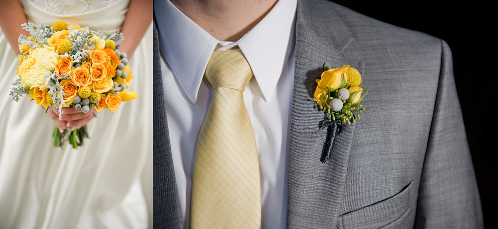 Let's talk about flowers: Virginia Wedding Photographer