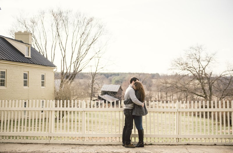 A Waterford Engagement Session, Steffi & Gregg: Virginia Wedding Photographer