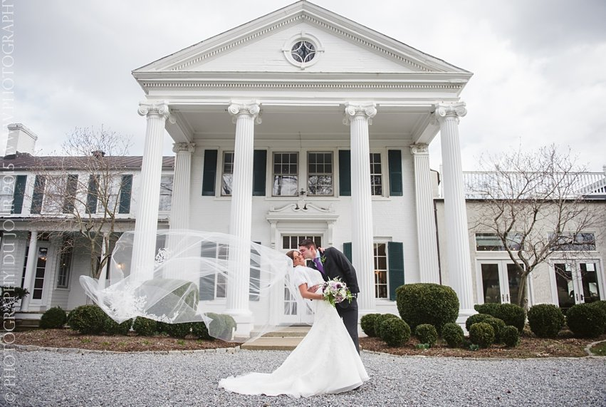 Cate & Alex, Whitehall: Virginia Wedding Photographer