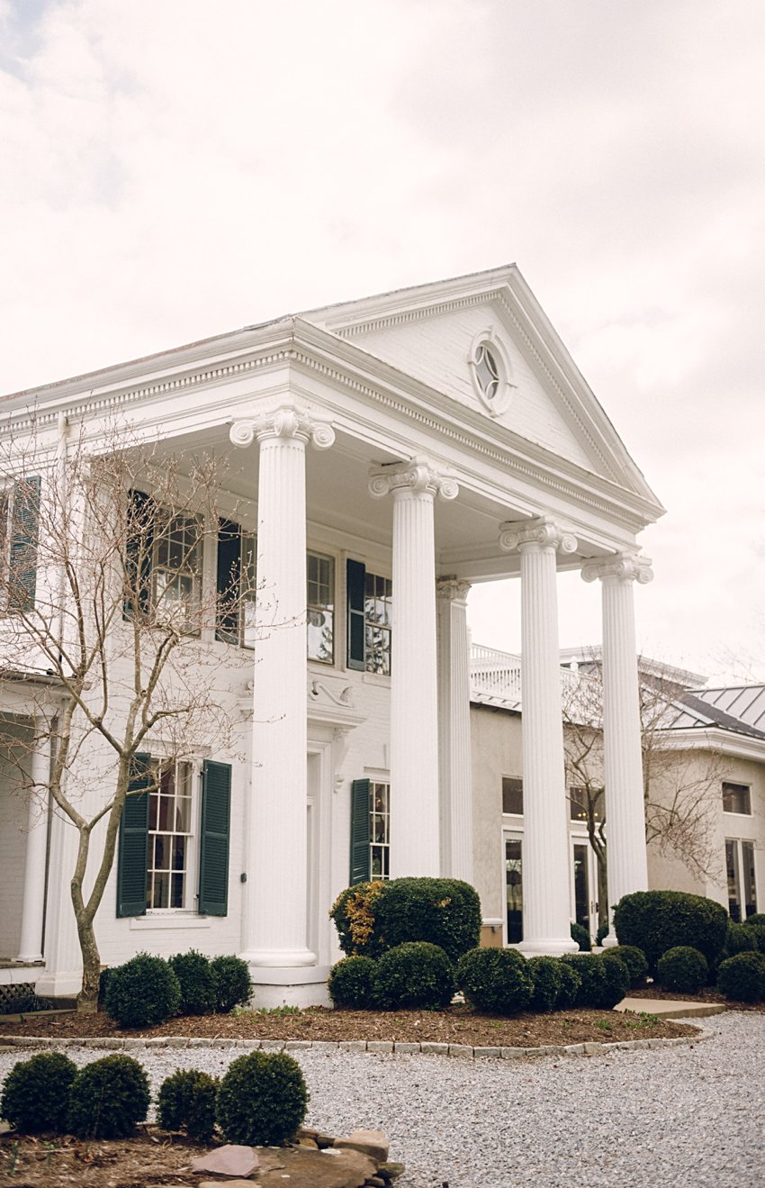 Cate & Alex Married at Whitehall: Virginia Wedding Photographer